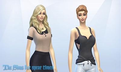 PS4:ウェイバー姉妹