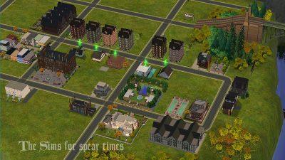 restart town planning