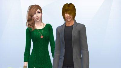 Keith and Alfarita