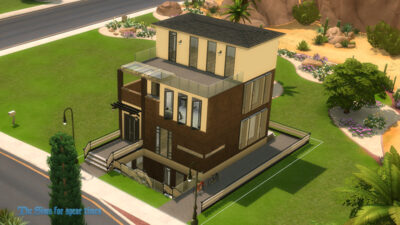 The Sims4 Lot